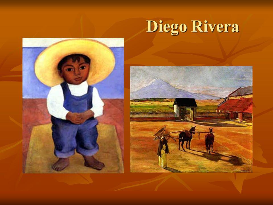 Diego Rivera Diego Rivera