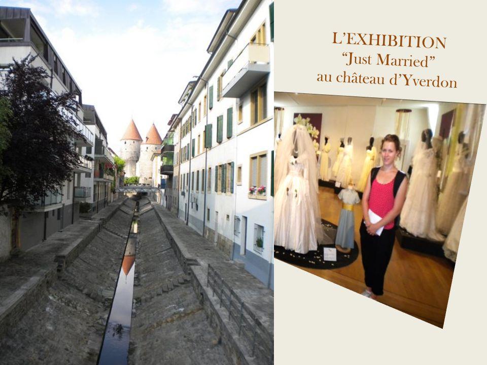 LEXHIBITION Just Married au château dYverdon