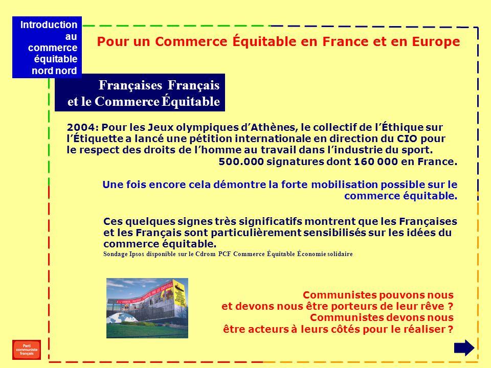 2004: Pour les Jeux olympiques dAthènes, le collectif de lÉthique sur lÉtiquette a lancé une pétition internationale en direction du CIO pour le respe