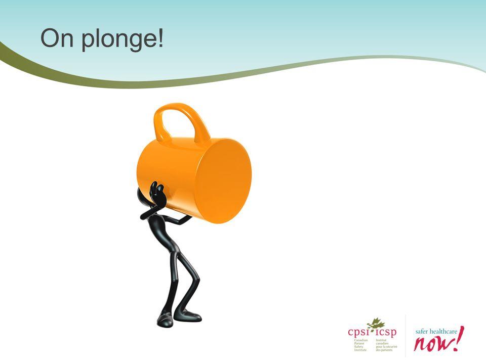 On plonge!