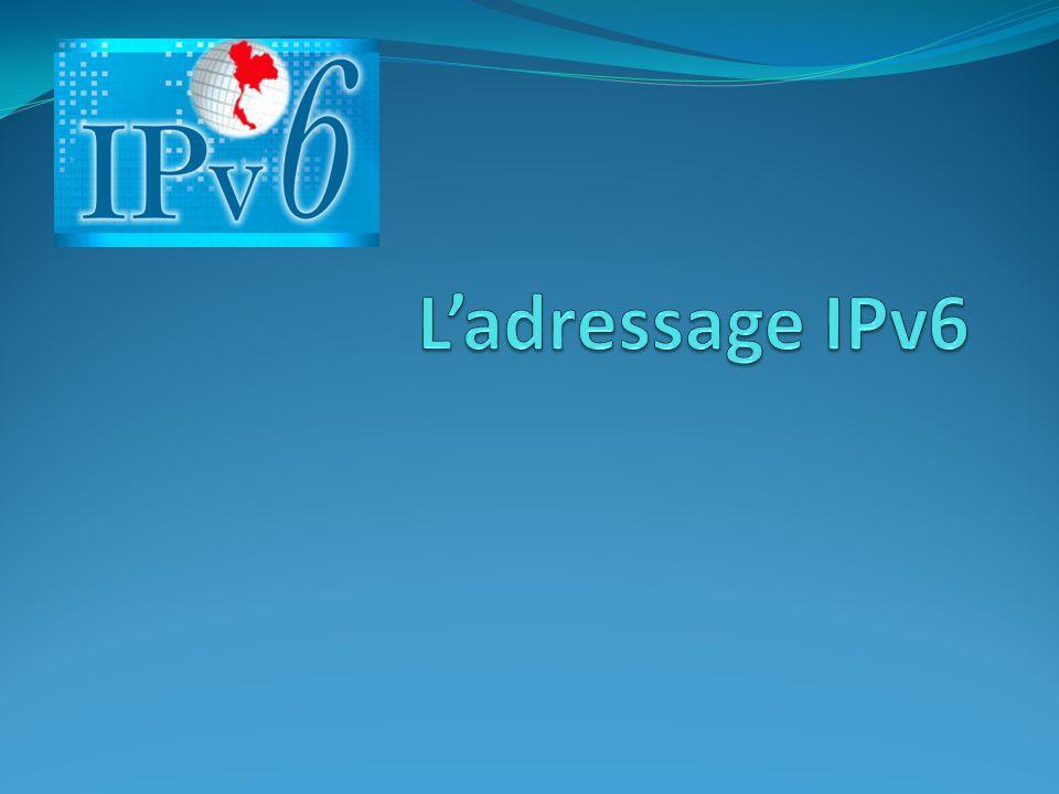 Présentation de lIPv6