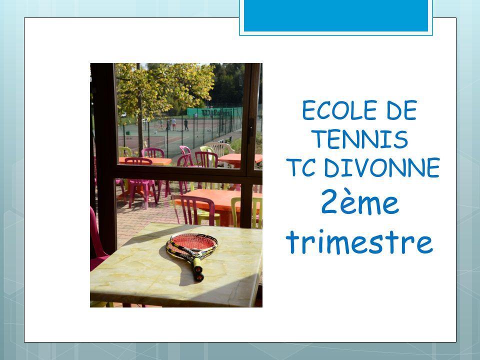 Journée portes ouvertes au TCD Le 5 Avril: Ouverture des inscriptions de mi-saison De 13h30 à 17h: Double adultes La venue de Cap Tennis et de Babolat, de 10h à 17h.