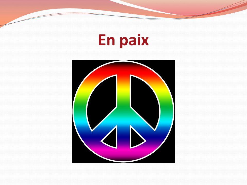 En paix