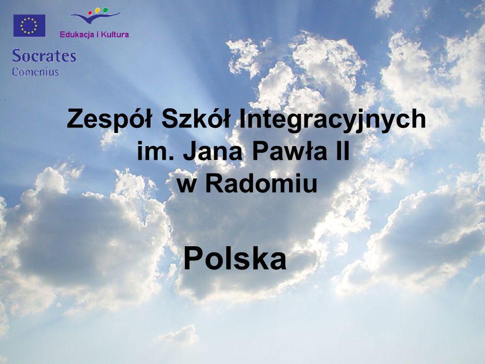 Zespół Szkół Integracyjnych im. Jana Pawła II w Radomiu Polska