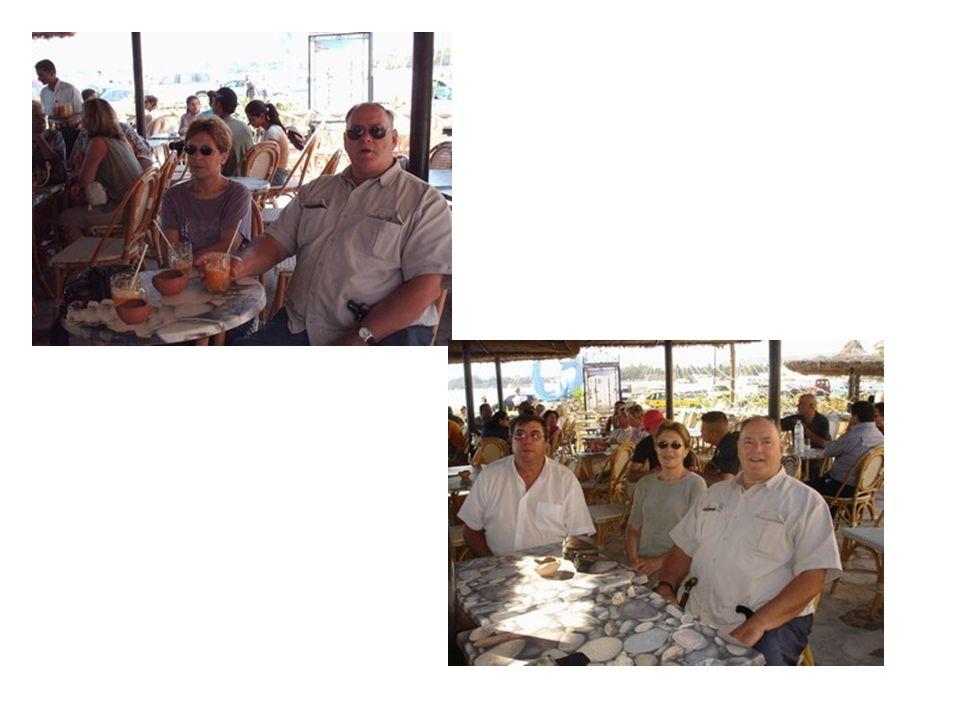 Nouvelle installation à Hammamet du 30 mai au 13 juin 2007, à lHôtel Médi Golf, dans la nouvelle zone touristique de « Yasmine ». Cest à la fois très