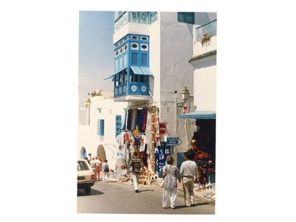 La Goulette, Carthage, la Marsa et bien sur Sidi Bou Saïd garde un attrait certain, comme la plage Hamilcar