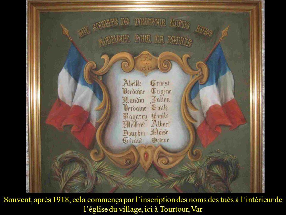 Où sont gravés les noms des Français dAlgérie morts pour la France, maintenant que leurs monuments ont été détruits.