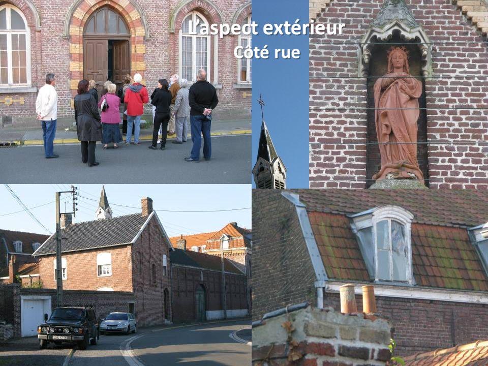 Pour terminer, nous voulons faire renaître des souvenirs aux anciens élèves du couvent de Flines-Lez-Râches.