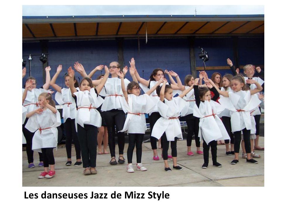 danseuses jazz ados de Mizz Style