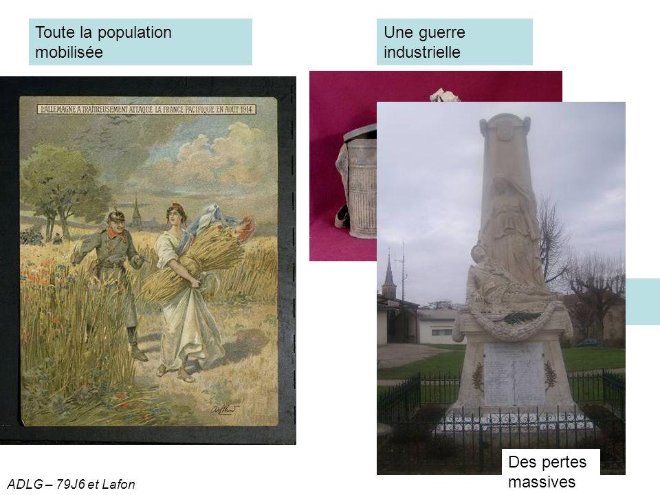 Et entre 1939 et 1945 La France occupée Le Lot-et-Garonne dans la «zone libre» ADLG – 22 Fi 73 et 202