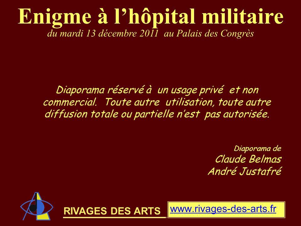 RIVAGES DES ARTS www.rivages-des-arts.fr Diaporama réservé à un usage privé et non commercial.