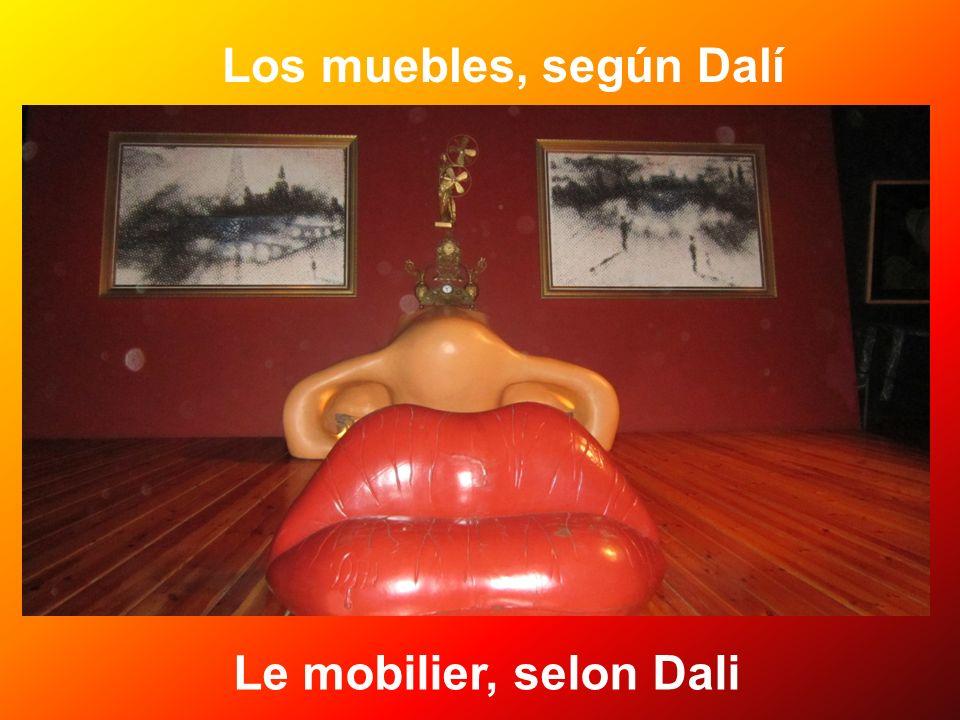 Los muebles, según Dalí Le mobilier, selon Dali