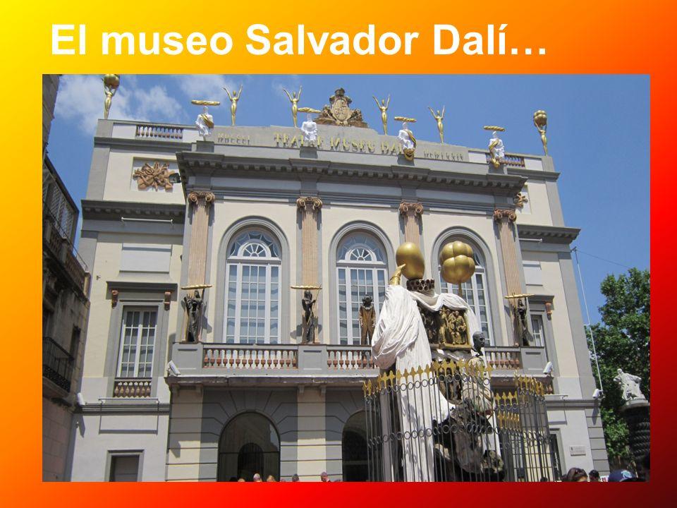 El museo Salvador Dalí…