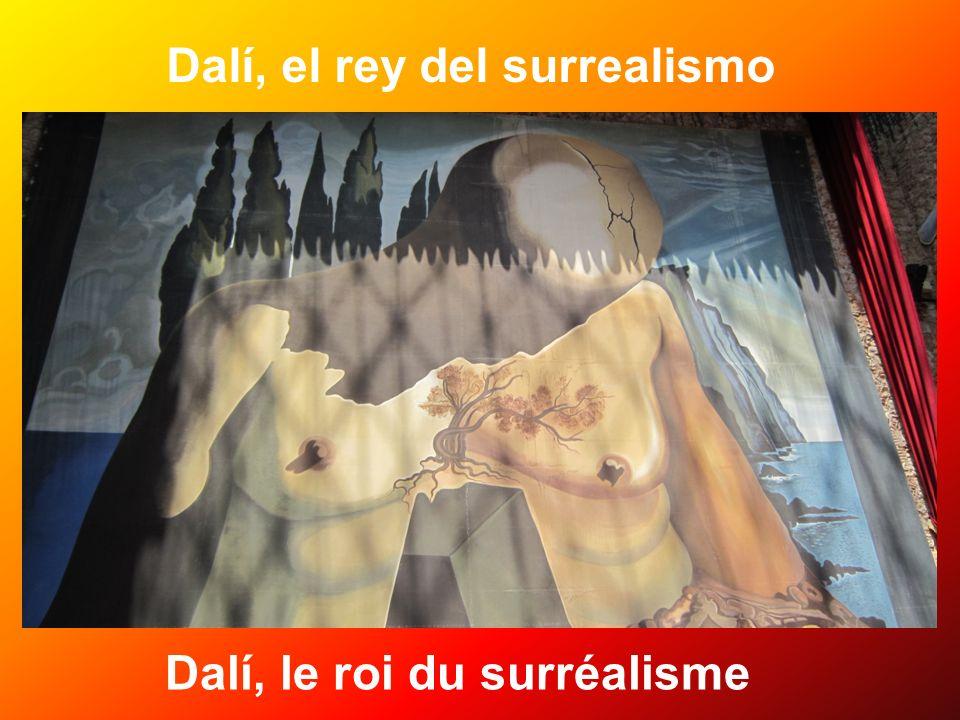 Visage paranoïaque Torero hallucinogène Abraham Lincoln Gala