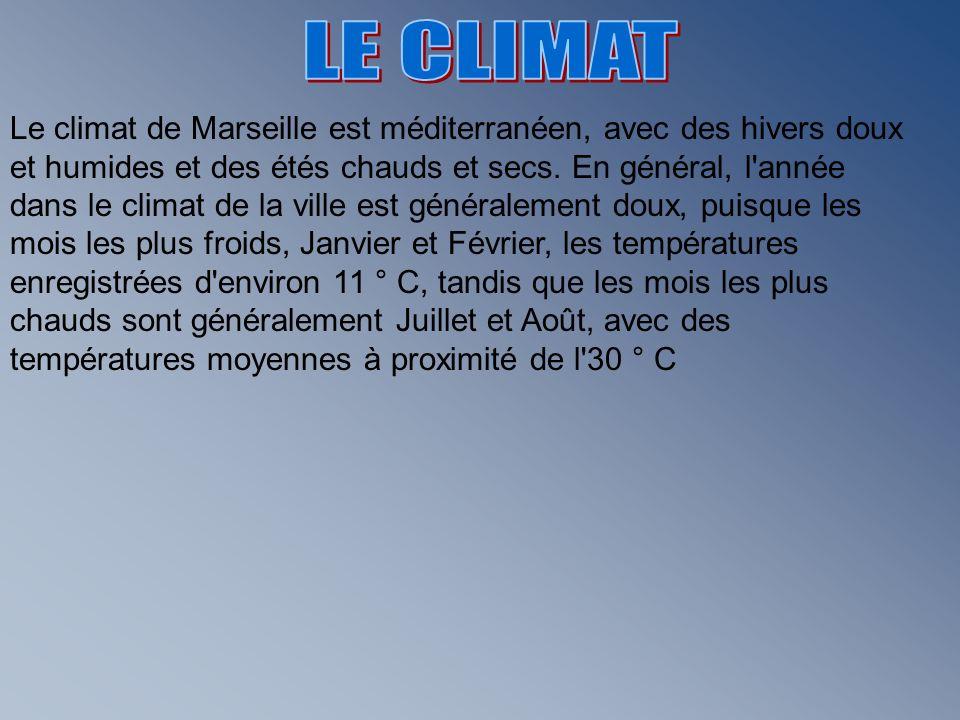 LANGUE: La langue officielle est le français à Marseille.