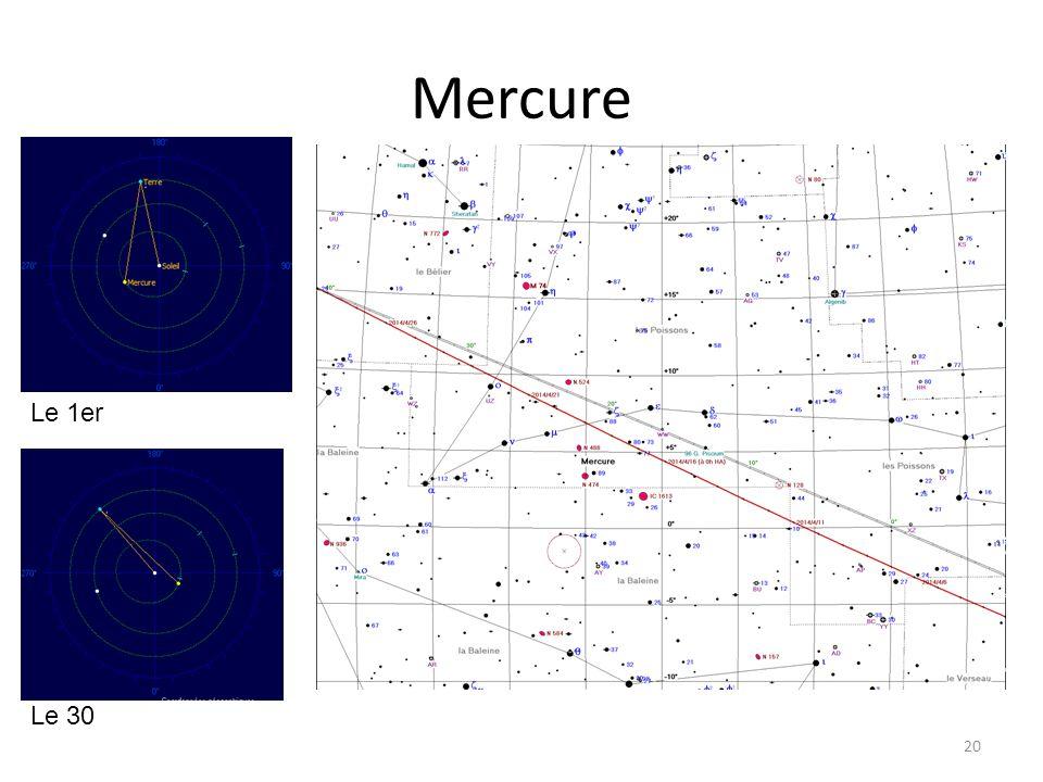 Mercure 20 Le 1er Le 30