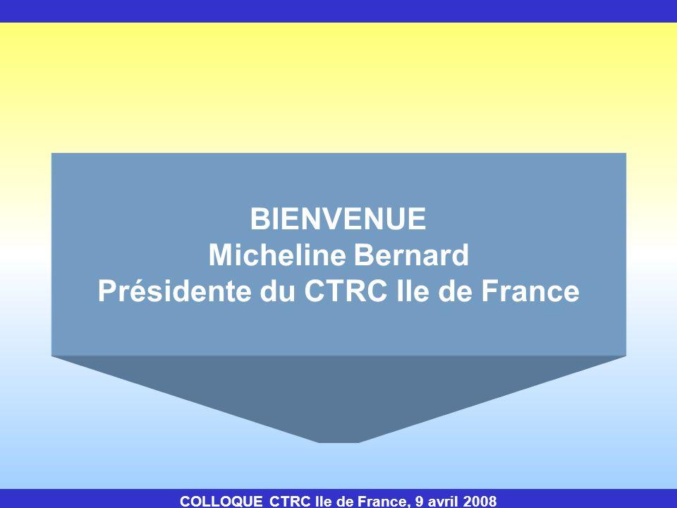 Lendettement des ménages en France par Michel MOUILLART Economiste, Professeur à Nanterre ParisX COLLOQUE CTRC Ile de France 9 avril 2008