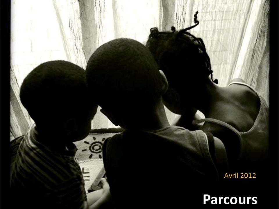 Parcours Avril 2012