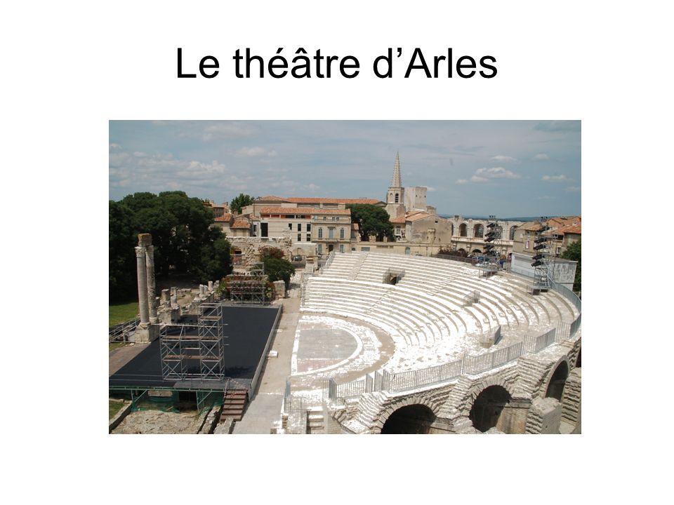 Le théâtre dArles