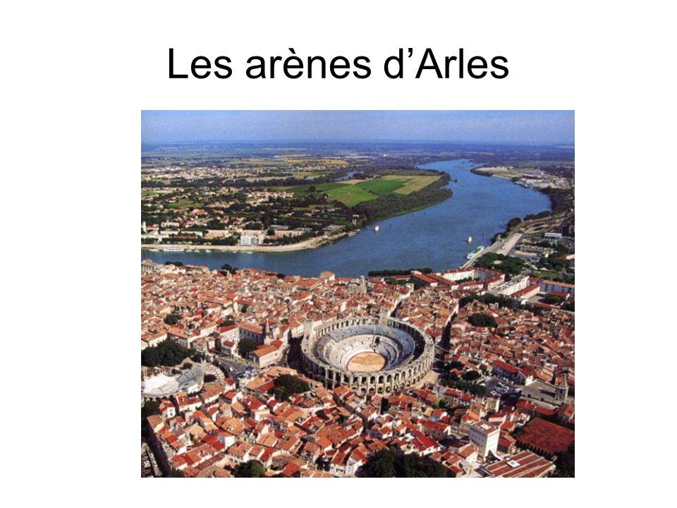 Les arènes dArles