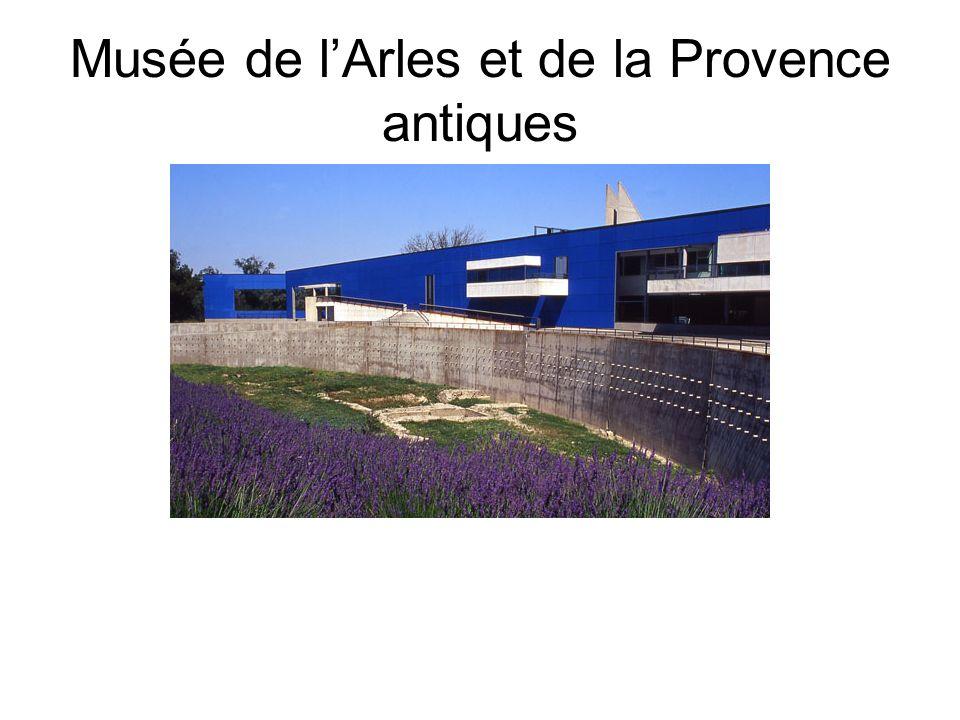 Musée de lArles et de la Provence antiques