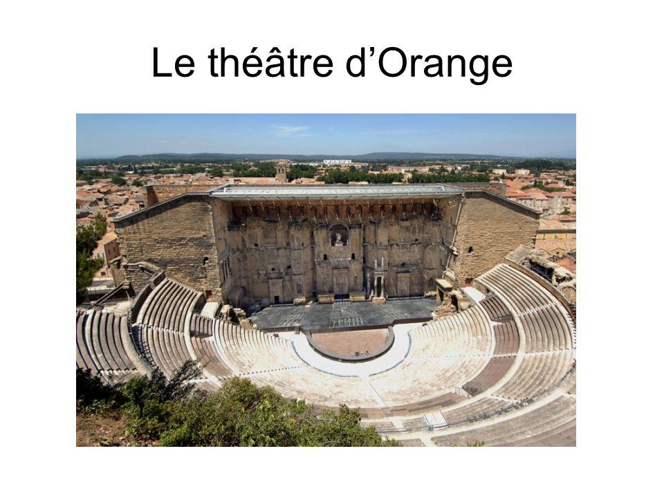 Le théâtre dOrange