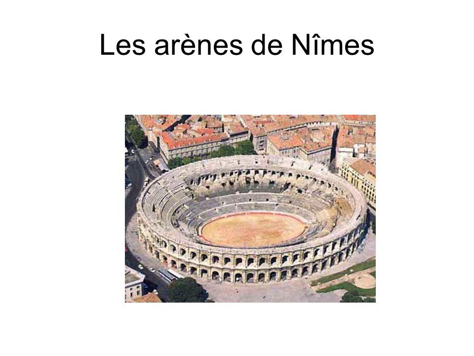 La Tour Magne à Nîmes Gall, amant de la reine, alla, tour magnanime, galamment de l arène à la tour Magne à Nîmes...