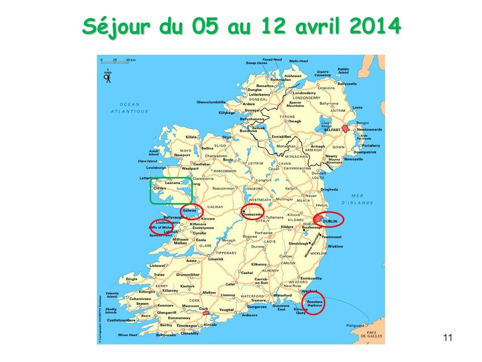 Séjour du 05 au 12 avril 2014 11