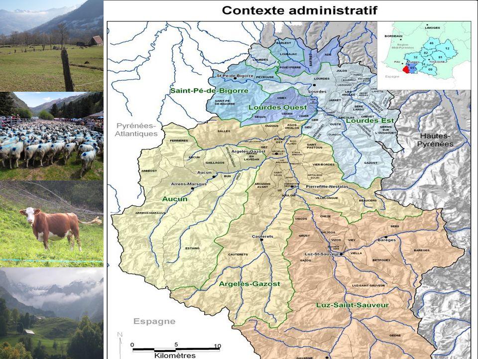 Comité de Pilotage – Col du SOULOR – Mardi 2 juillet 2012 Lagriculture dans le Val dazun Historique de la démarche Lagriculture dans le Val dazun Etud