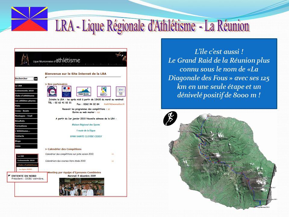Saint Denis La Reunion à 11h00 davion de Noisy