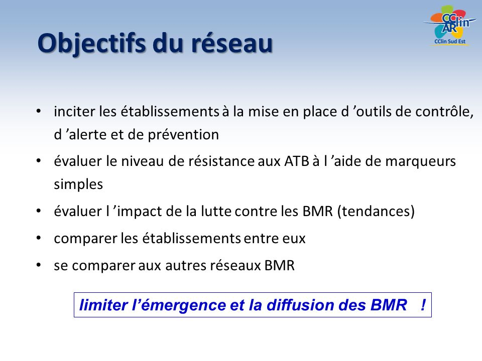 Dédoublonnage (exemples - 2) même patient, 1 SARM et 1 EBLSE dans le même séjour ou non – compter 1 SARM et 1 EBLSE même patient, 1 K.