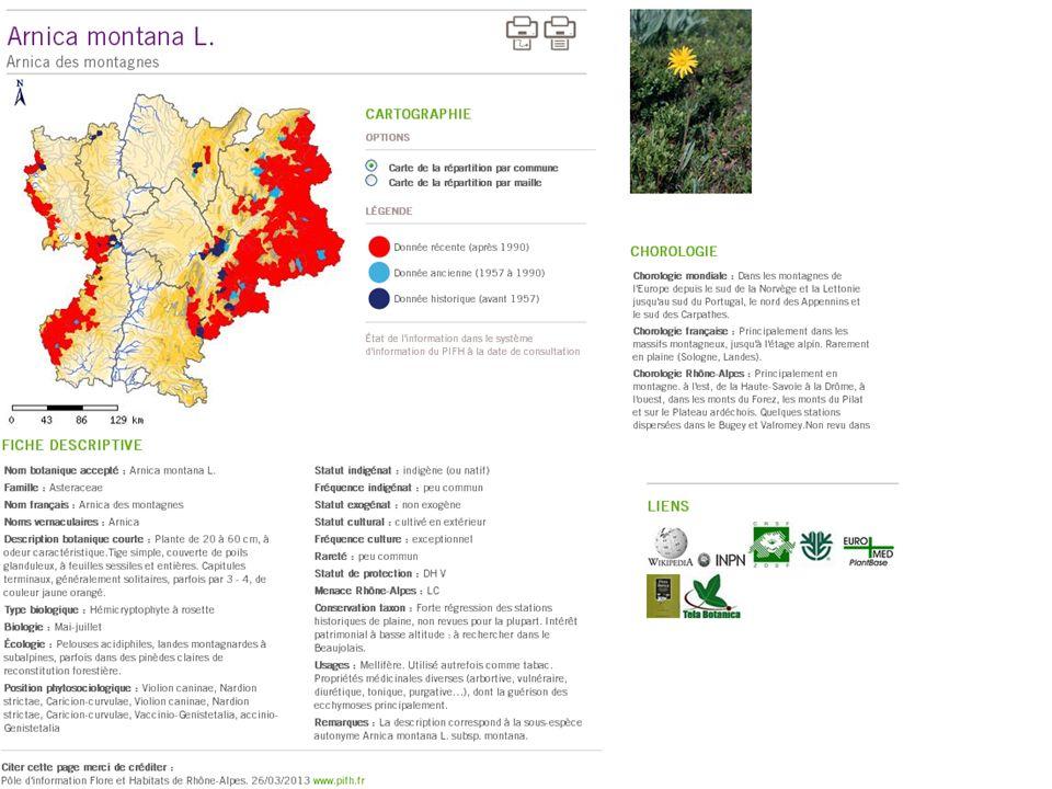 Pôle dinformation flore-habitats