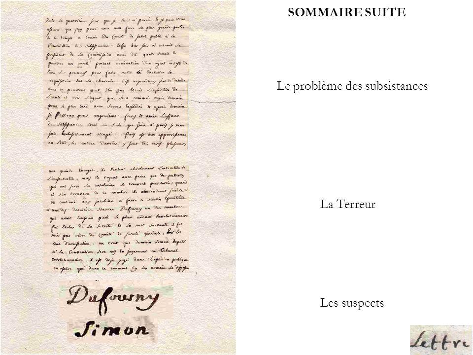 LE CALENDRIER REVOLUTIONNAIRE La lettre de Jean Gay-Vernon est datée du 20 Germinal an II dans le calendrier révolutionnaire ce qui correspond au 9 avril 1794.