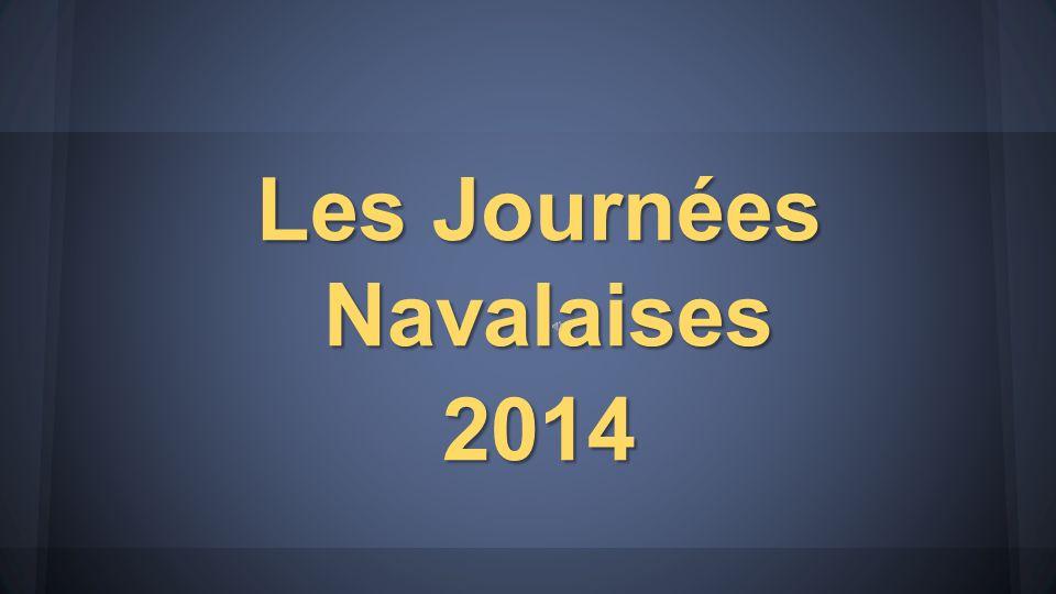 Les Journées Navalaises 2014