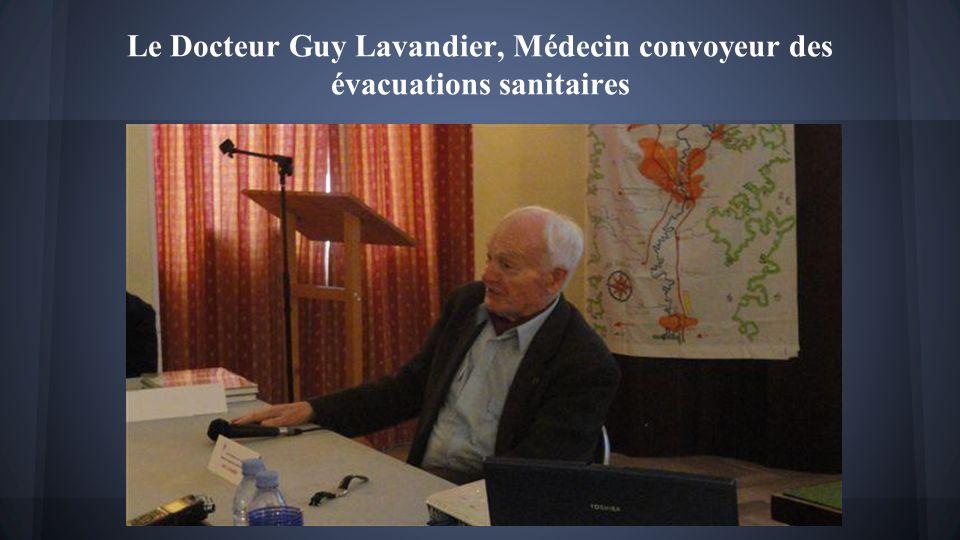 Le Docteur Gendray, Médecin à lantenne chirurgicale