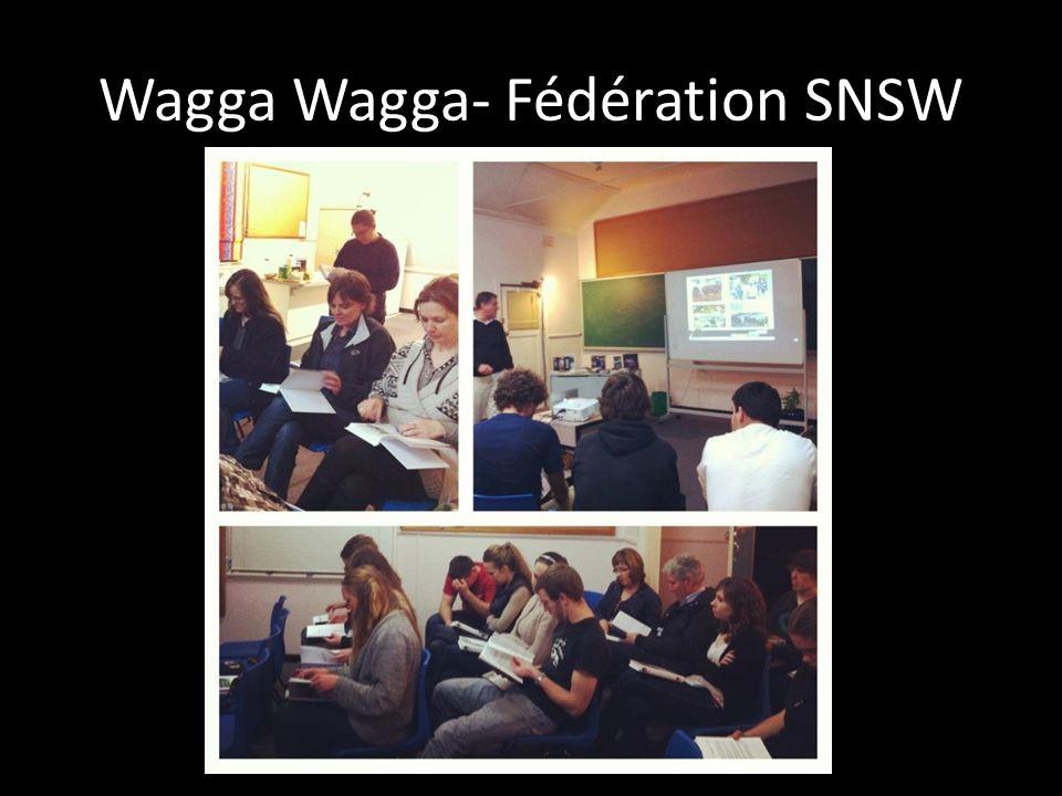Wagga Wagga- Fédération SNSW