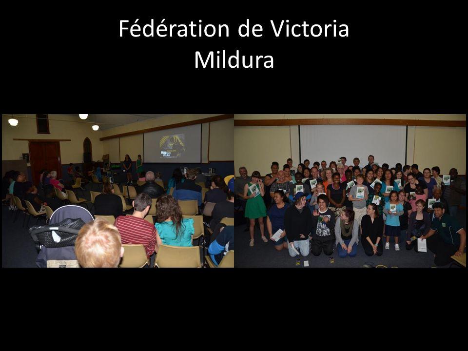 Fédération de Victoria Mildura
