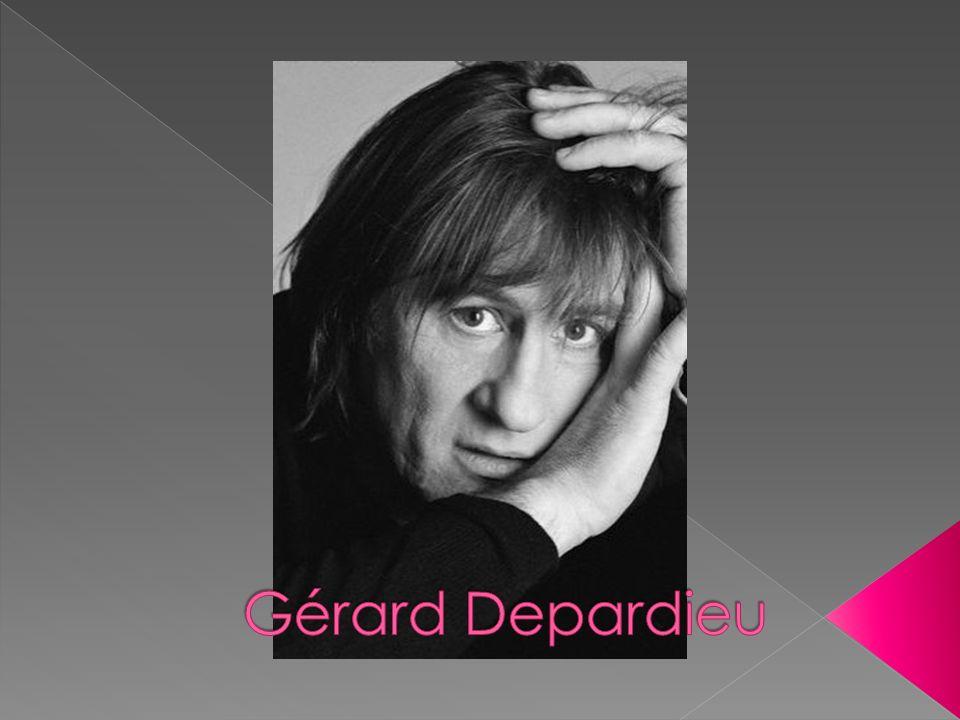 Gérard Depardieu naît le 27 décembre 1948 à Châteauroux dans l Indre.