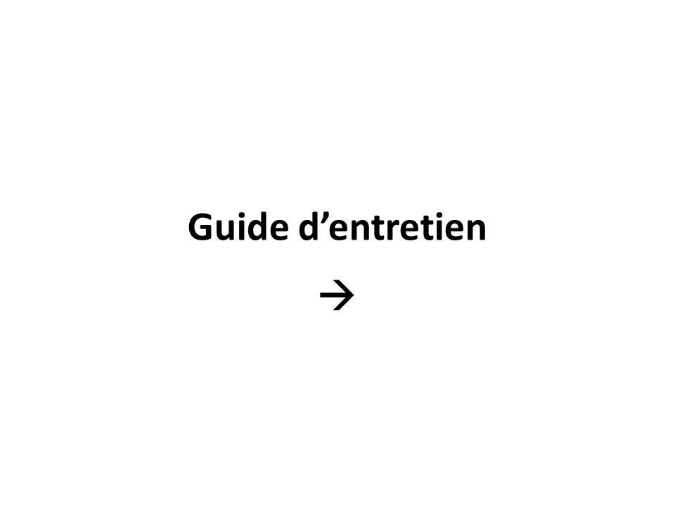 Guide dentretien