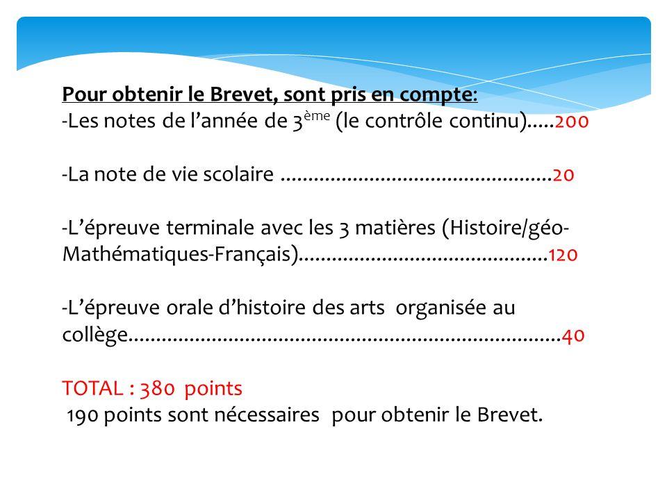LE « BREVET BLEU » Lors de la semaine du 17 juin 2014, une sortie est organisée à Sérignan.