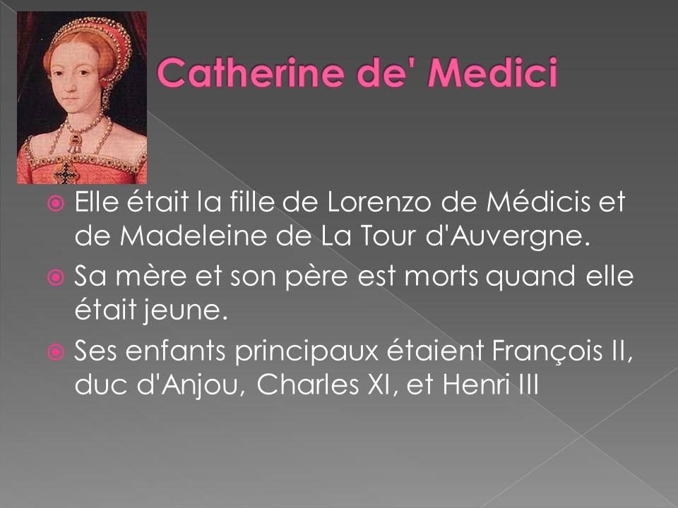 Massacre de la Saint Barthélemy, Catherine de Médicis et ses conseillers catholiques étaient les principaux coupables dans l exécution des principaux dirigeants militaires.