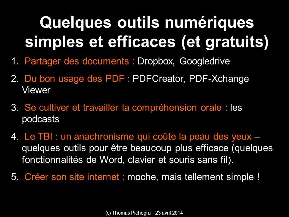 Comment créer un document PDF Module de transformation inclus dans certaines suites bureautique : > Exporter > PDF Plus simple, plus universel et gratuit (mais moins de fonctionnalités) : PDF CreatorPDF Creator  Installer le programme (décocher les options non désirables, genre barre de recherche...