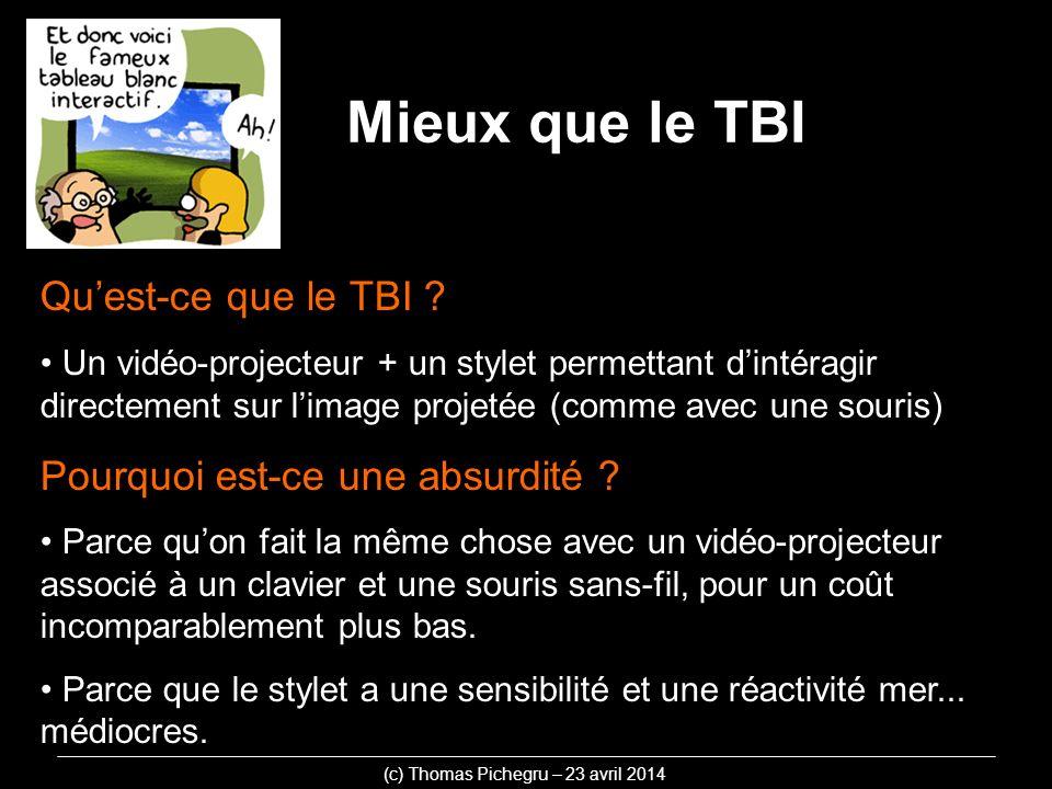 Quest-ce que le TBI .