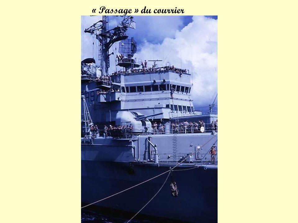 Rencontre avec la « Jeanne dArc » C.C. GAGLIARDI