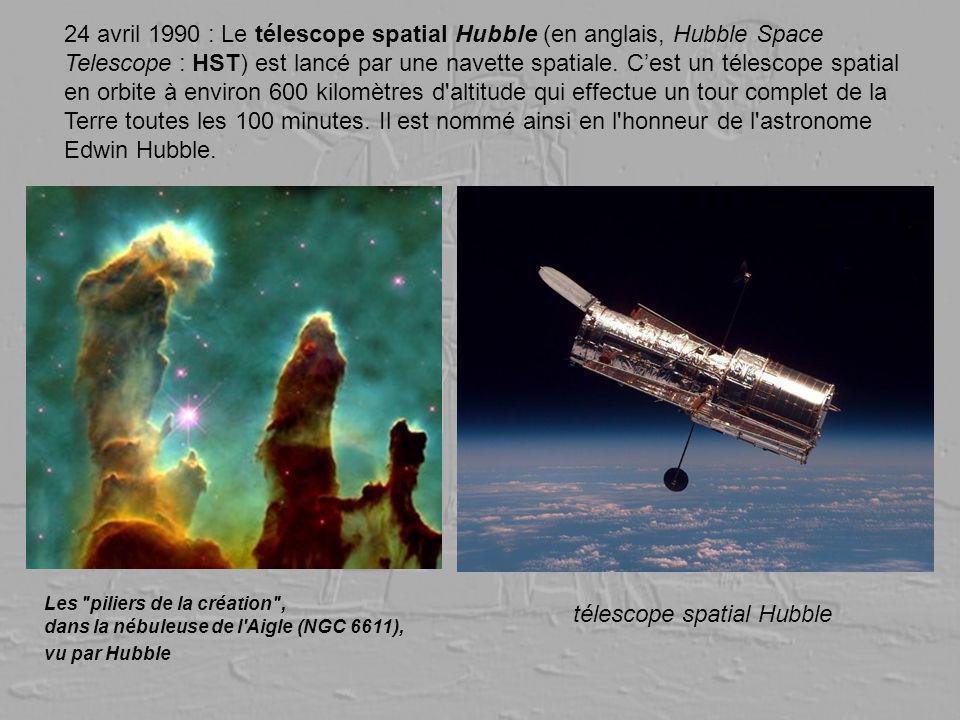 télescope spatial Hubble Les