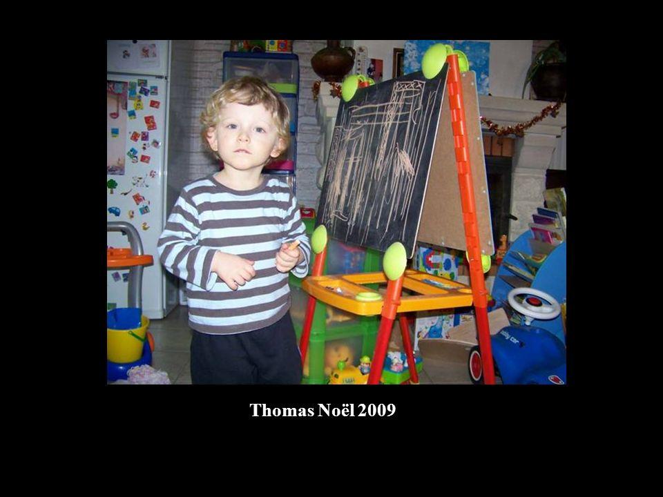 Thomas Noël 2009