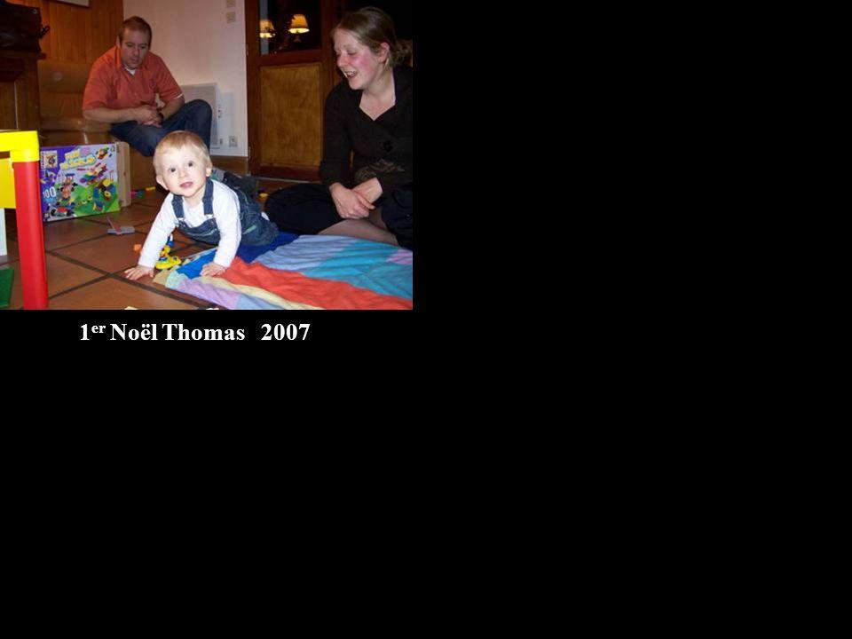 1 er Noël Thomas 2007