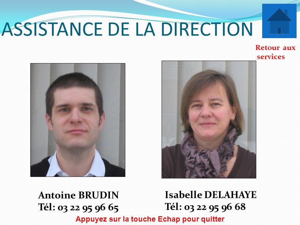 COMMUNICATION Feirouz HAMDANE Directrice Administrative et Financière Tél: 03 22 95 96 63 Port.