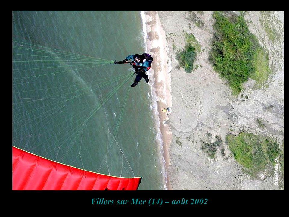 Villers sur Mer (14) – août 2002