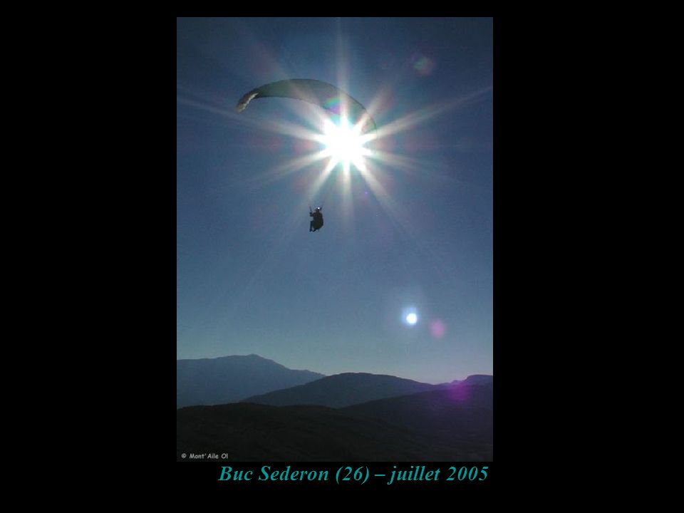 Buc Sederon (26) – juillet 2005
